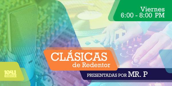 Clásicas de Redentor - 104.1 Redentor