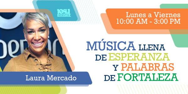 Laura Mercado - 104.1 Redentor